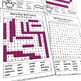 Mardi Gras Word Search Worksheets