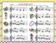 Mardi Gras Write-the-Room, Melodic Scavenger Hunt - Practice Do-Re-Mi