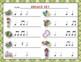 Mardi Gras Write-the-Room, Rhythm Scavenger Hunt - Practice Ta-a