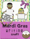 Mardi Gras Writing Craft