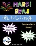 Mardi Gras Writing Prompts!