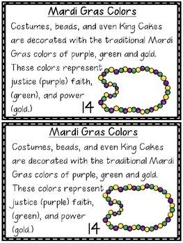 Mardi Gras...A Celebration of Traditions