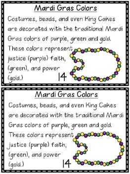 Mardi Gras...A Celebration of Traditions
