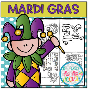Mardi Gras...Activities for the Primary Child