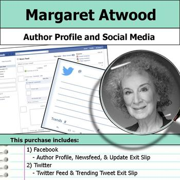 Margaret Atwood - Author Study - Profile and Social Media