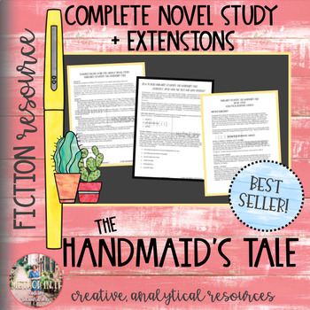 Margaret Atwood's The Handmaid's Tale Bundle