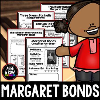Margaret Bonds (March 3rd Birthday) America, Piano, Gospel, Hymn