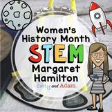 Margaret Hamilton Women's History Month STEM Activity