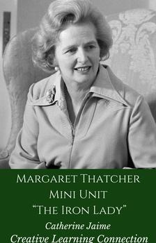 "Margaret Thatcher Mini Unit ""The Iron Lady"""