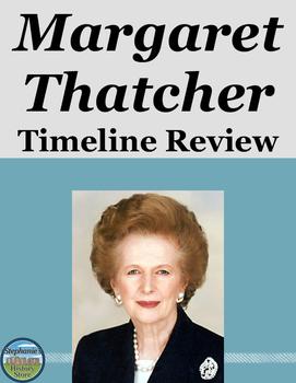 Margaret Thatcher Timeline Review