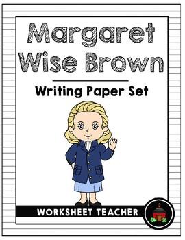 Margaret Wise Brown Writing Paper Set