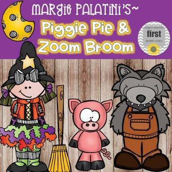 Piggie Pie & Zoom Broom Fun
