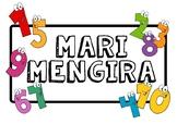 Mari Mengira Poster - Lerts Count Poster (Malay Language)