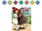 Maria Had A Little Llama by Angela Dominguez