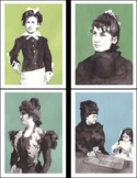 Maria Montessori Biography Cards