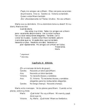 María en Miami-Novel Only