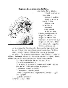 María en Miami-Novel and Resources