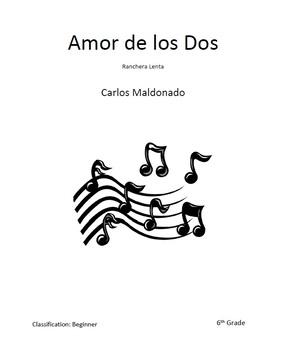 Mariachi: Amor de los Dos-Beginner
