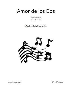 Mariachi: Amor de los Dos-Easy
