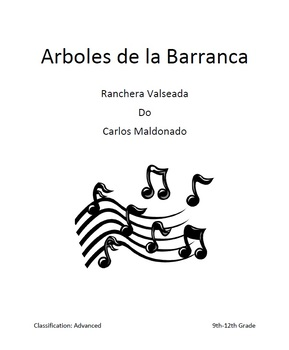 Mariachi: Arboles de la Barranca-Advanced Bundle