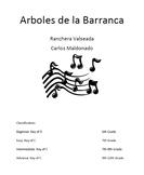 Mariachi: Arboles de la Barranca Complete Bundle