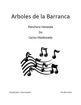 Mariachi: Arboles de la Barranca-Intermediate Bundle