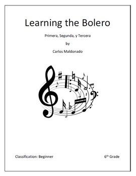 Mariachi: Bolero Preparation-Primera, Segunda, y Tercera