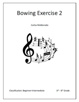 Mariachi: Bowing Exercise 2