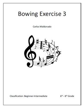 Mariachi: Bowing Exercise 3
