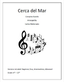 Mariachi: Cerca del Mar Complete Bundle