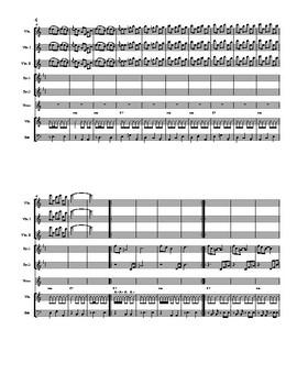 Mariachi: El Aguamielero - Score