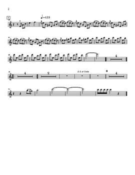 Mariachi: El Aguamielero- Violin 1
