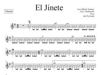 Mariachi: El Jinete-Easy Bundle