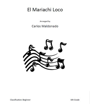 Mariachi: El Mariachi Loco-Beginner Bundle