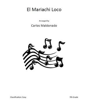 Mariachi: El Mariachi Loco-Easy