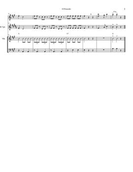 Mariachi: El Sonesito Beginner Score