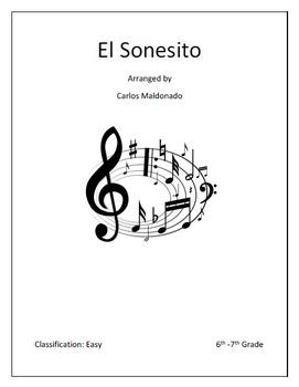 Mariachi: El Sonesito Easy