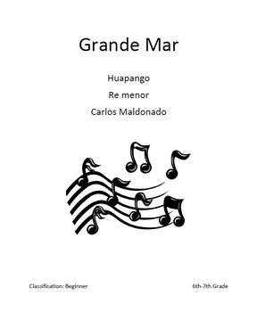 Mariachi: Grande Mar-Easy Bundle