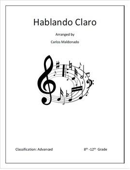 Mariachi: Hablando Claro-Advanced Bundle