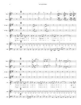 Mariachi: La Ley del Monte-Intermediate Score