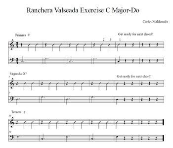 Mariachi: Learning different Styles: Primera, Segunda, y Tercera