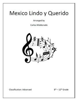 Mariachi: Mexico Lindo Y Querido-Advanced