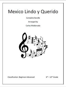 Mariachi: Mexico Lindo Y Querido Complete Bundle