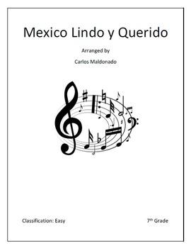 Mariachi: Mexico Lindo Y Querido-Easy