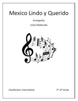 Mariachi: Mexico Lindo Y Querido-Intermediate