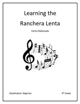 Mariachi: Ranchera Lenta Preparation-Primera, Segunda, y Tercera