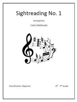 Mariachi: Sightreading No. 1