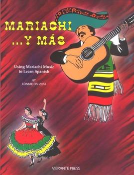 Mariachi Songs to Teach Spanish short MP3s sampler