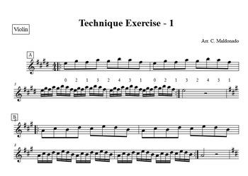 Mariachi: Technique No. 1 Bundle
