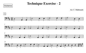 Mariachi: Technique No. 2 Bundle